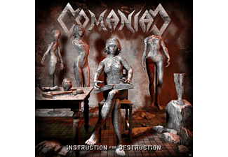 Comaniac - Instruction For Destruction - (CD)