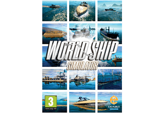 World Ship Simulator PC