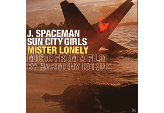 J. Spaceman - Mister Lonely-Film By H.Korine - (CD)