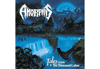 Amorphis - Tales From The Thousand Lakes - (CD)