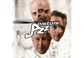 Jazz Pistols - Superstring - (CD)