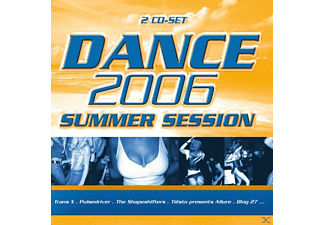 VARIOUS - DANCE 2006 - SUMMER SESSION - (CD)