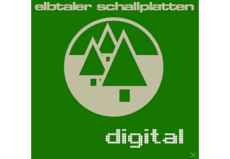 VARIOUS - Elbtaler Schallplatten-Digital - (CD)