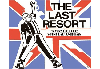 The  Last Resort - A Way Of Life-Skinhead Anthems - (CD)