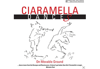 Ciaramella - Dances on movable Ground - (CD)