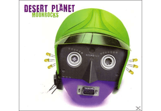 Desert Planet - Moonrocks - (CD)