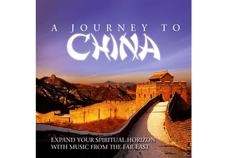 VARIOUS - A Journey To China - (CD)