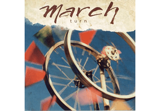 March - Turn - (CD)