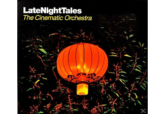 The Cinematic Orchestra - Late Night Tales - (CD)