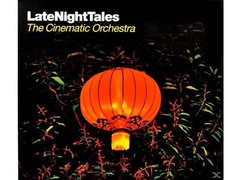 The Cinematic Orchestra, VARIOUS - Late Night Tales [CD]