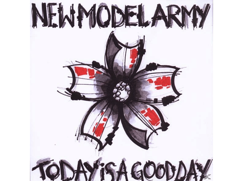 New Model Army - Today Is A Good Day [CD]