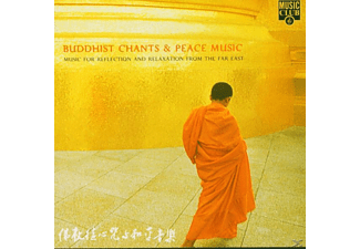 VARIOUS - Buddhist Chants & Peace Music - (CD)