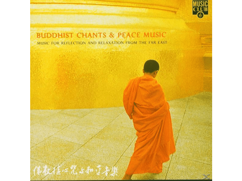 VARIOUS - Buddhist Chants & Peace Music [CD]