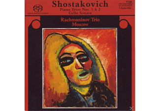 The Moscow Rachmaninov Trio - Klaviertrios - (CD)