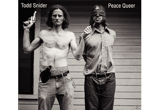 Todd Snider - Peace Queer [CD]
