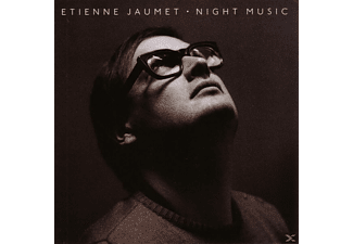 Etienne Jaumet - NIGHT MUSIC - (CD)