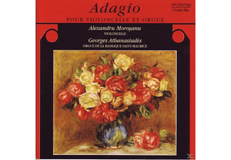 Morosanu - Adagio F.Cello Und Orgel - (CD)