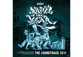 VARIOUS - Battle Of The Year 2011 - (CD)