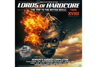 VARIOUS - Lords Of Hardcore Vol.19 - (CD)