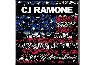 Cj Ramone - AMERICAN BEAUTY - (CD)