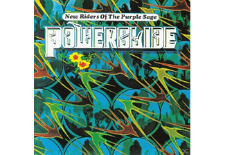 New Riders Of The Purple - Powerglide - (CD)