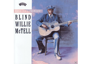 Blind Willie McTell - Definitive - (CD)