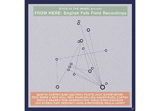 VARIOUS - From Here:English Folk Field Recordings - (Vinyl)