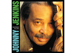 Johnny Jenkins - Blessed Blues - (CD)