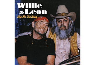 Willie & Leon Russell Nelson - One For The Road - (CD)