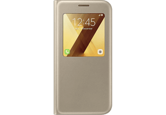SAMSUNG S-View Standing Cover till Galaxy A5 - Guld