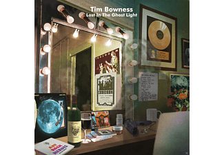 Tim Bowness - Lost in the Ghost Light - (LP + Bonus-CD)