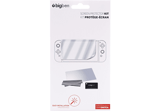 BIGBEN Switch™ Protection Kit, Bildschirmschutzfolie, Transparent