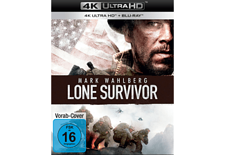 Lone Survivor - (4K Ultra HD Blu-ray + Blu-ray)