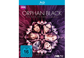Orphan Black - Staffel 4 - (Blu-ray)