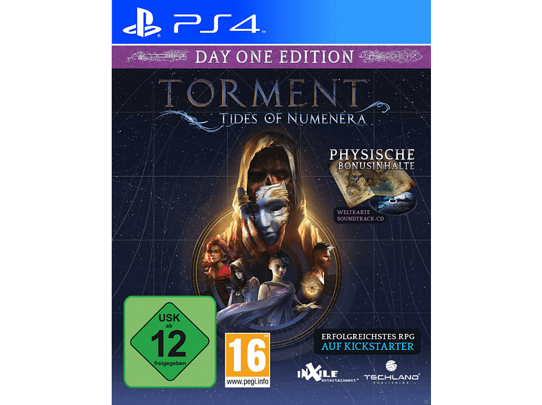 Torment: Tides of Numenera Day One Edition [PlayStation 4]