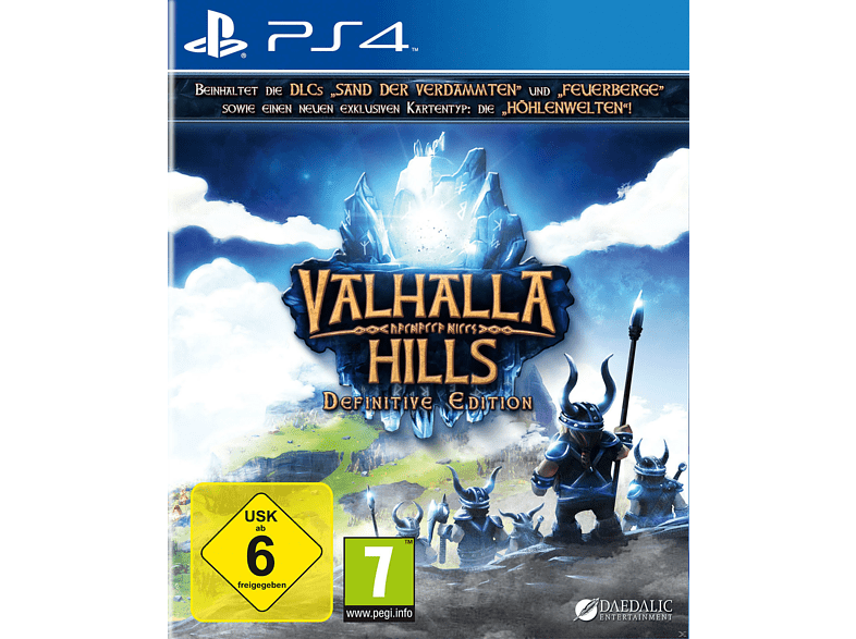Valhalla Hills - Definitive Edition [PlayStation 4]