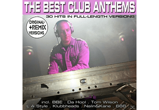 VARIOUS - The Best Club Anthems [CD]