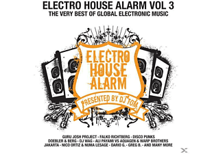 VARIOUS - Electro House Alarm Vol.3 - (CD)