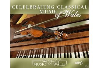 VARIOUS - Celebrating Classical Music Of Wales - (CD)