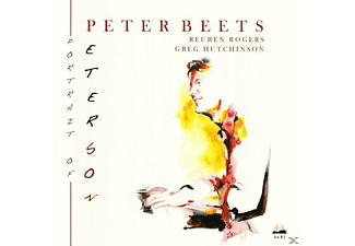 Peter Beets - Portrait of Peterson - (CD)