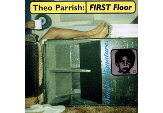 Theo Parrish - First Floor - (CD)