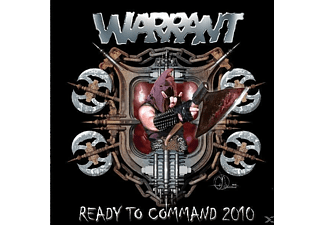 Warrant - READY TO COMMAND 2010 - (CD)