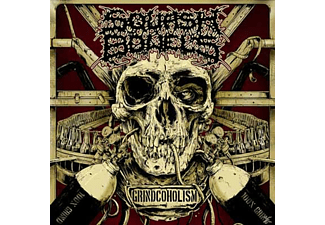 Squash Bowels - Grindcoholism - (CD)
