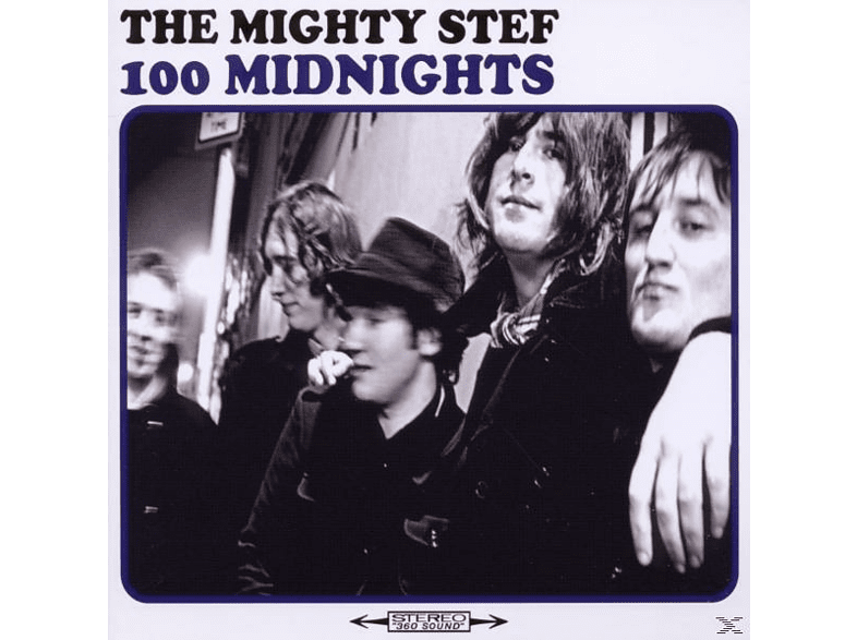 The Mighty Stef - 100 Midnights [CD]