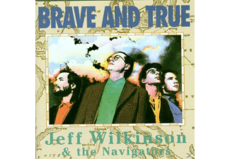 Jeff Wilkinson - Brave & True - (CD)