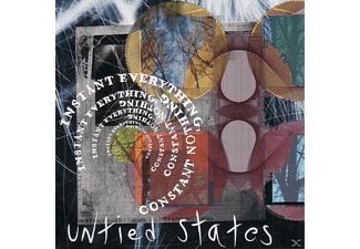 Untied States - Instant Everything,Constant Nothing - (CD)