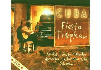 VARIOUS - Cuba-Fiesta Tropical - (CD)