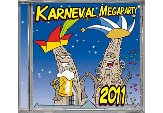 Karneval! - Karneval Megaparty 2011 - (CD)