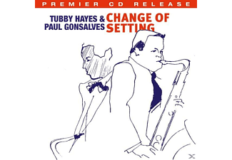 Gonsalves, Paul / Hayes, Tubby - Change Of Setting - (CD)