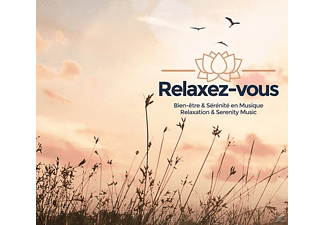VARIOUS - Relax Yourself - (CD)